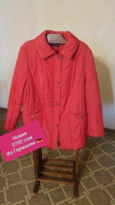 kali collection в Кыргызстан: Женская утепленная демисезонная куртка m.collection, европейский 52-й