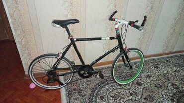 trinx велосипед производитель в Кыргызстан: Мини вело, велосипед, колеса 20, 7 скоростей, торг уместен, minivelo