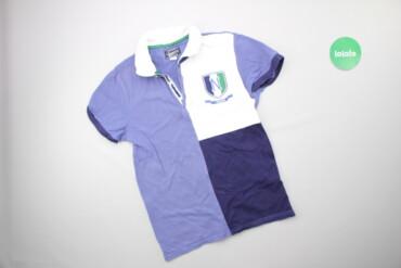 Топы и рубашки - Синий - Киев: Підліткова футболка з принтом Newness, вік 14 р., зріст 164 см    Довж
