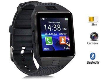Smart watch dz09 pametan sat sim-kamera  boje: siva i bronzana smart w - Beograd