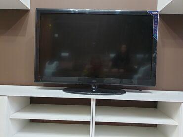 Продаю б/у телевизор АОС 42 дюйма, не работает пульт  Цена: 7000 сом