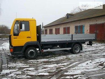 Грузо перевозки до 7 тонн в Бишкек