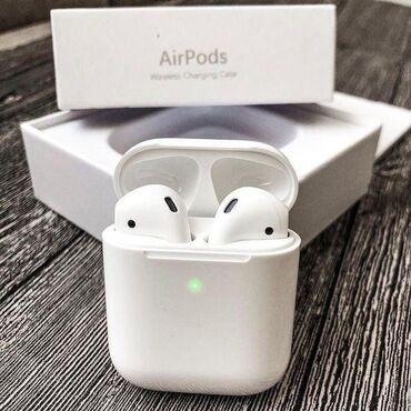 сканер беспроводной в Кыргызстан: Наушники Airpods 2Прекрасный подарок на любой возраст.Оригинал