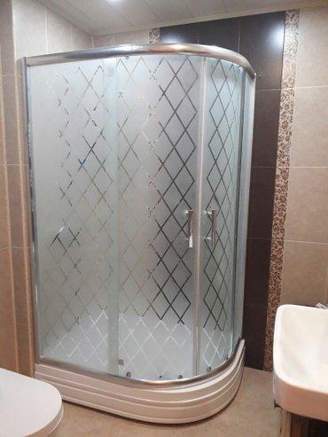 Bakı şəhərində Dus kabin,duskabina,cam balkon,paxlava guzgulerin topdan qiymetlerle