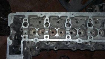 Продаю запчасти от двигателя ТДИ , 3 куб, спринтера блок,головка, аппа в Кызыл-Суу
