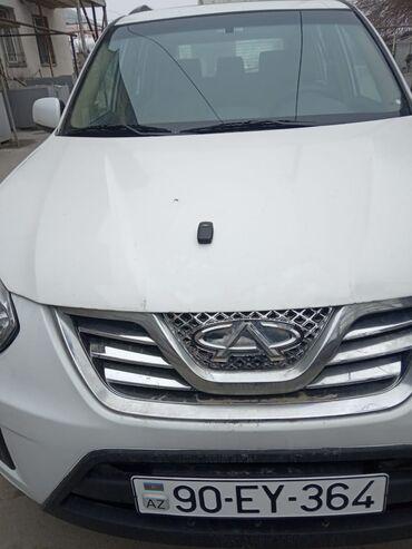 Avtomobillər - Azərbaycan: Chery Tiggo (T11) 1.8 l. 2013 | 1229 km