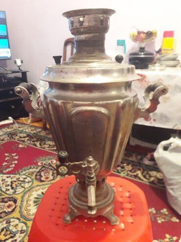 qedimi - Azərbaycan: Qedimi samovar problemi yoxdu dewiyi axidan yeri yoxdu real istiyen