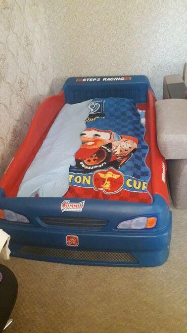Детский мир - Кыргызстан: Продается кровать-конструктор для мальчика собирается и разбирается за