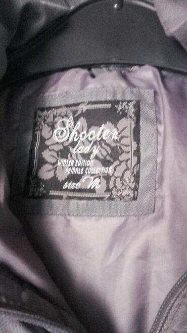 Odlicna Shoter zimska jakna.Velicina M.Bez ostecenja.Cena 3.500dinara