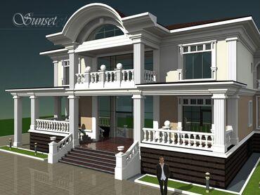 Продам - Бишкек: Продам Дом 700 кв. м, 15 комнат