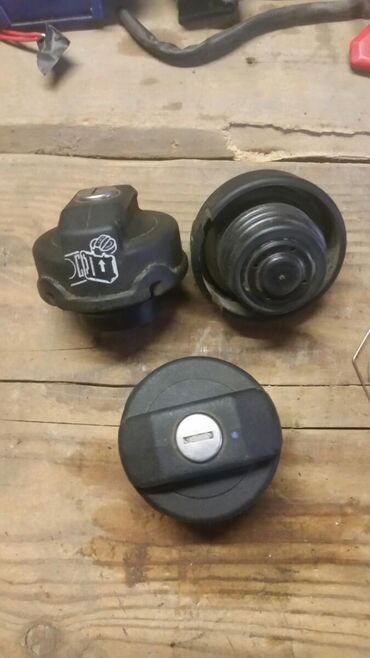 Golf 2 cep rezervoara