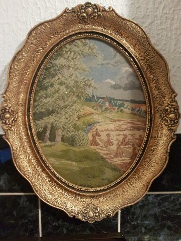 Slike | Novi Sad: Vilerovi Gobleni, 4 godišnja doba(sitan bod,originalna šema)radjeno