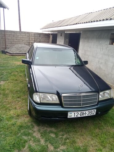 brilliance m2 1 8 at - Azərbaycan: Mercedes-Benz 2000 1.8 l. 1998