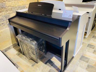Piano və fortepianolar - Azərbaycan: Elektron piano.Medeli DP388.Akustik pianonun səslənməsi ilə müqayisə