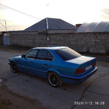 Dzhejranbatan şəhərində BMW 520 1992