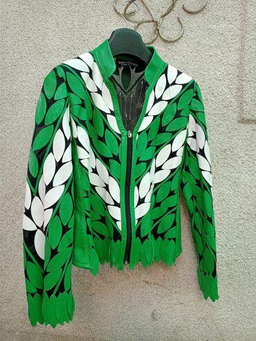 гостиница кара балта in Кыргызстан | КОРОВЫ, БЫКИ: Куртка турецкая комбинированная пару раз одевала 48 размер