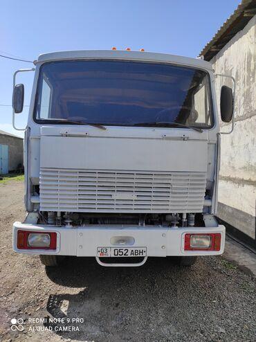 грузовики в Кыргызстан: Супер МАЗ V 8 восем цилиндров бортовой без турбины Мотор Каробка 5