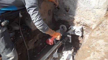 бурение скважин в оше в Кыргызстан: Алмазное сверление | Больше 6 лет опыта