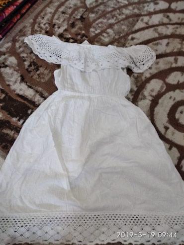 Платье с декольте. в Бишкек
