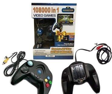 Ostale igre i konzole | Srbija: Jerry World 98000 in 1 Video GameCENA 1.999DINOvaj sistem za video