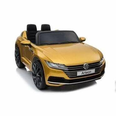 Sediste za decu - Srbija: Dečiji auto na akumulator Volkswagen Arteon LICENCIRANIVolkswagen