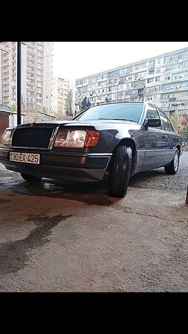 bmw-z3-28-at - Azərbaycan: Mercedes-Benz W124 2 l. 1993 | 231000 km