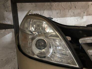 gizli isiqlar - Azərbaycan: Nissan Teana J31 on isiqlar