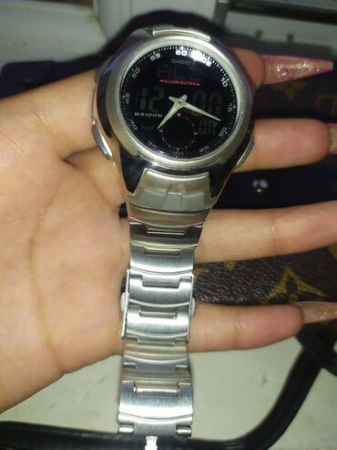 - Azərbaycan: Gümüşü Kişi Qol saatları Casio