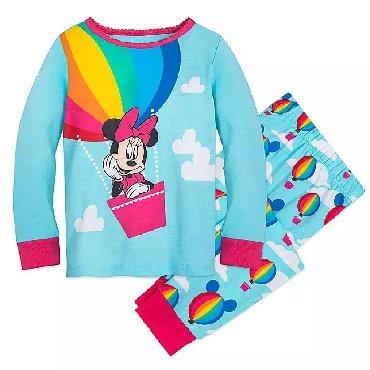 Новая детская пижама из Америки. Хлопок 100%. Бренд DISNEY . Размер -