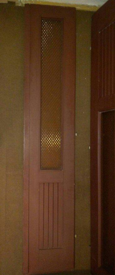 Ulazna vrata od hrastovine 210x130cm.Vrata nisu ostecena,a u cenu - Belgrade