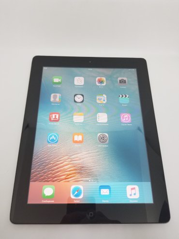 IPad 2 Wi-Fi black в Бишкек