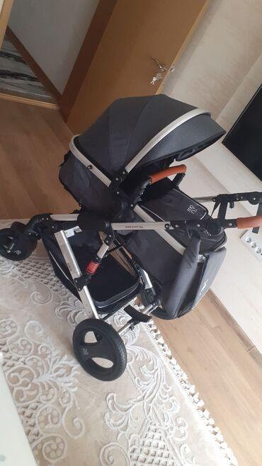 Kolica za bebe - Srbija: Prodajem kolica  Moni Gala 3u1 Samo sic koriscen
