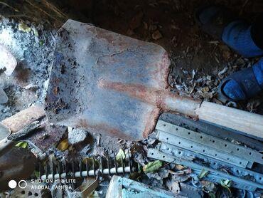 Грабарка совковая лопата