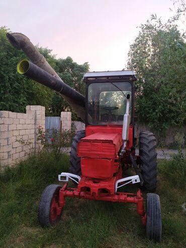 Traktor t 150 - Azərbaycan: Salam traktor tek satilir