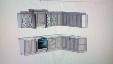 Кухня любой сложнойти на заказ в Бишкек