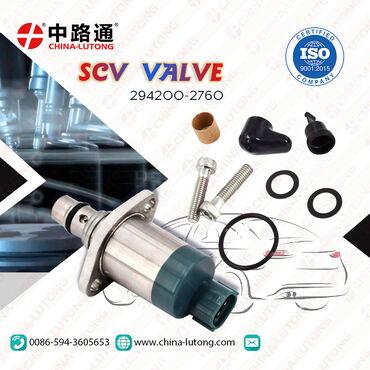 3.0 d4d SCV valve-3.0 d4d suction control valveOTC LindaOTC Linda3.0