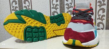 Личные вещи - Бостери: Adidas nite jogger очень стильные кросовки размер 42.С доставкой мож