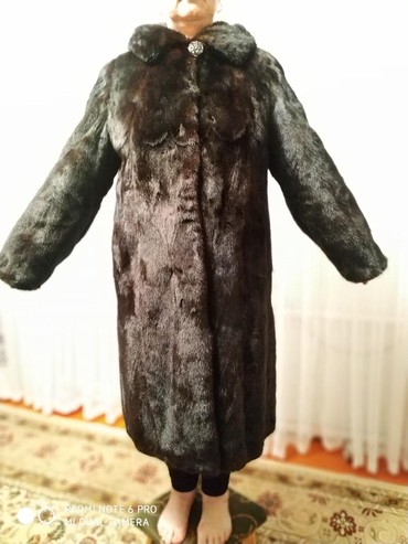 Женская одежда в Каракол: Зима приближается. Этот замечательный норковая ШУБА не оставить вас