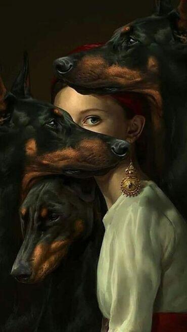 portret - Azərbaycan: Portret sifaris ile, ketan, yagli boya