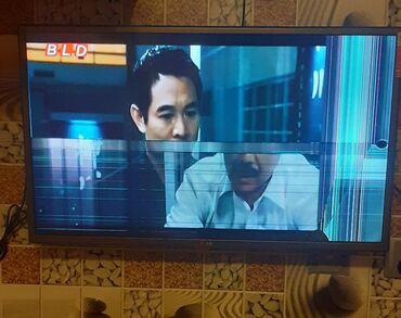 Televizorlar Qobustanda: Elc 82 diaqanal Alıram ekranı salamat olsun