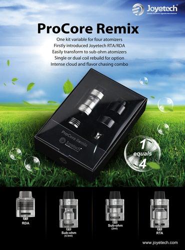 Original Joyetech ProCore Remix atomizer za elektronska cigareta  - Kraljevo