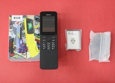 Nokia 8110 A-Klass madeli və kgtel 8110 madeli tam qeydiyyatlı - Bakı
