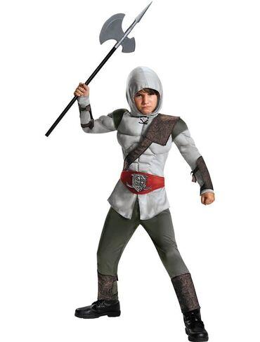 Продаю костюм Assassin новый на 10-12 лет, заказывали с сайта но так и