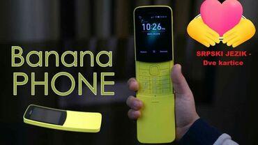 Mobilni telefoni | Subotica: Nokia 8110Samo 3000 dinara.Porucite odmah u Inbox stranice.Dual