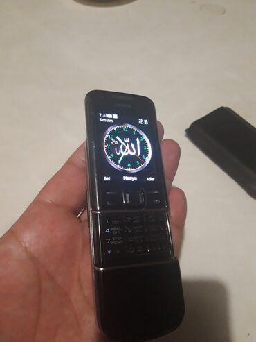 8800 nokia - Azərbaycan: Nokia 8800 Sapfir Art Hecbir problemi yoxdu, Seliqeli istifade olunub!