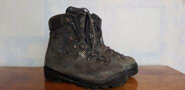 Треккинговые ботинки зимнии made Italy scarpa размер 39 также подходят