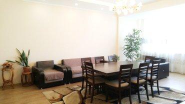 Сдам : 4-комнатная квартира новый элитный дом , центр , Исанова - в Бишкек