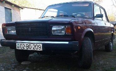 - Azərbaycan: VAZ (LADA) 2107 2002