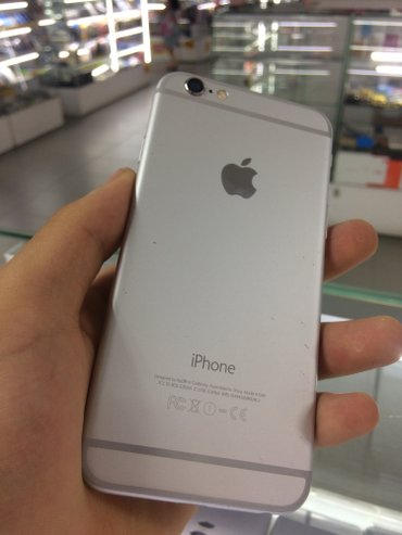 IPhone 6 space grey 16 GB без тача масла в Бишкек
