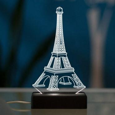 3D светильник ночникотличный подарок родным и близкимДень рождения